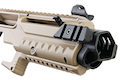 AW Custom Polymer Tactical Carbine Conversion Kit for Tokyo Marui G17 / AW Custom VX01 / VX02 / WE GBB G Series - TAN