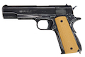 AW Custom NE20 Series Full Metal Custom 'Molon Labe' 1911A1 Gas Blowback Pistol - Desert Grip