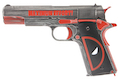 AW Custom Deadpool 'Maximum Effort' 1911 GBB Pistol