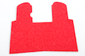 A-ZONE Gear STI Grip for Hi Capa Series (Red)