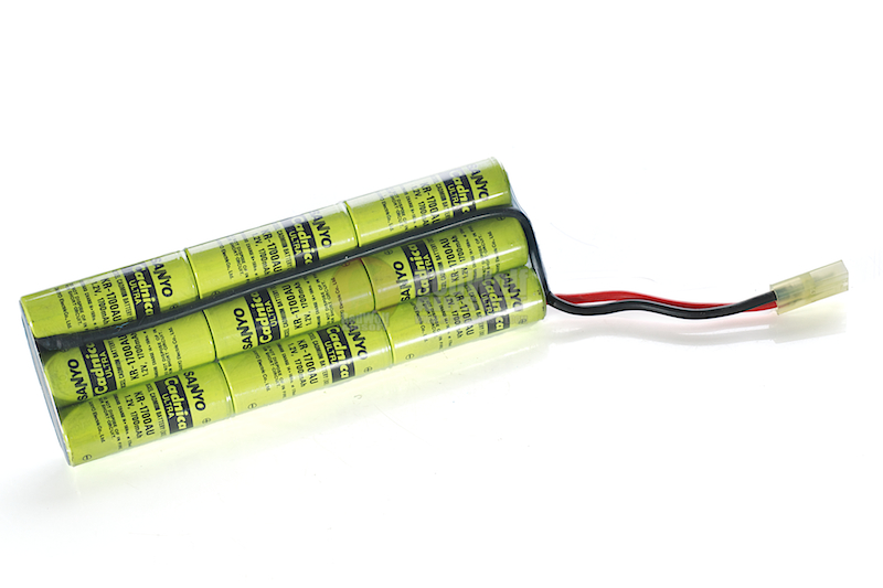 Sanyo 10.8v 1700mah Battery (NiCd) - Fits in ReadyMag <font color=yellow>(Clearance)</font>