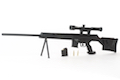 Blackcat Airsoft Mini Model Gun PSG-1