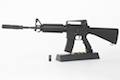 Blackcat Airsoft Mini Model Gun M4A1 Fixed Stock