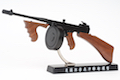 Blackcat Airsoft Mini Model Gun M1928 (Scale 1:3)