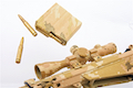 Blackcat Airsoft Mini Model Gun M82A1 (Scale 1:4) - Tan