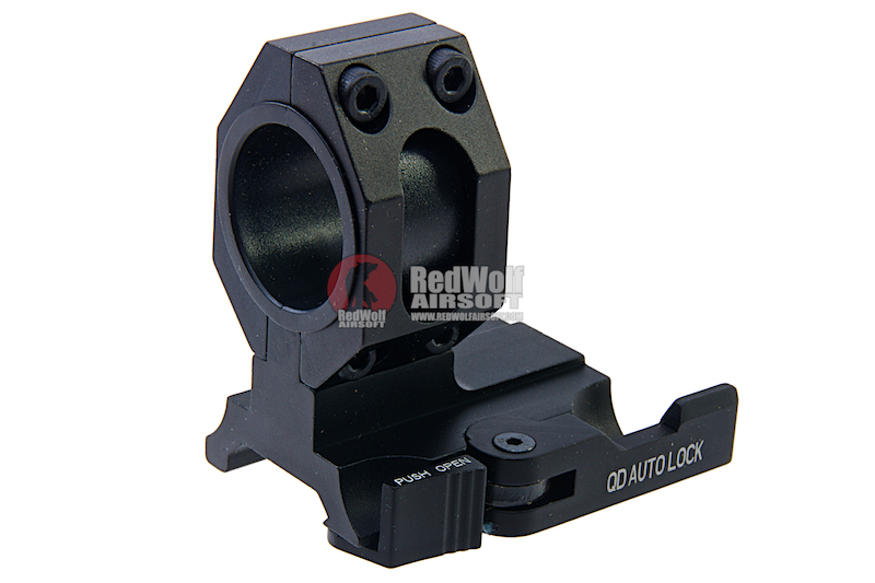 Blackcat Airsoft 25/30 mm QD L-Shaped Scope Mount