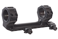 Blackcat Airsoft 25/30mm GE Dual Scope Mount - Black