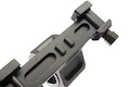 Blackcat Airsoft 25/30mm GE Big Dual Scope Mount - Black