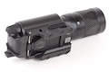 Blackcat Airsoft 300V Style Tactical Flashlight - Black