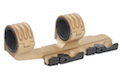 Blackcat Airsoft 30/35mm QD Extension Dual Scope Mount - TAN