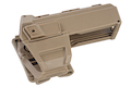Blackcat Tactical Molle Holster for Tokyo Marui Model 17 / 18 - Tan