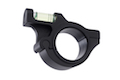 Blackcat Airsoft Heavy Duty 25/30 mm Bubble Level - Black <font color=red>(Free Shipping Deal)</font>