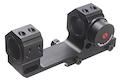 Blackcat Airsoft 25/30mm Dual Scope Mount with Angle Indicator
