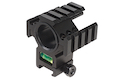 Blackcat Airsoft 25/30 mm L-Shaped Scope Mount w/ Rail System