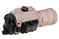 Blackcat Airsoft HX35 Tactical Flashlight - Tan
