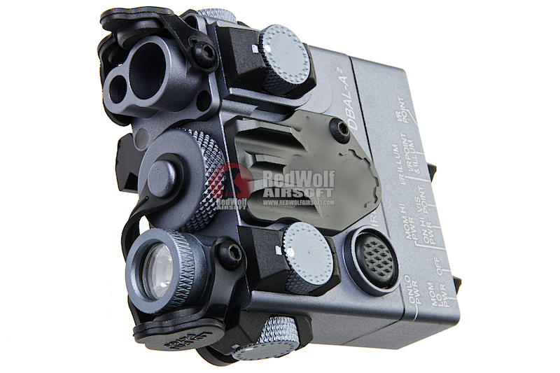 Blackcat Airsoft PEQ-15A DBAL-A2 Laser Devices - Grey