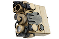 Blackcat Airsoft PEQ-15A DBAL-A2 Laser Devices - Tan