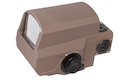 Blackcat Airsoft LC Style Red Dot Sight - Tan