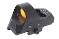 Blackcat Airsoft Romeo Style Red Dot Sight - Black