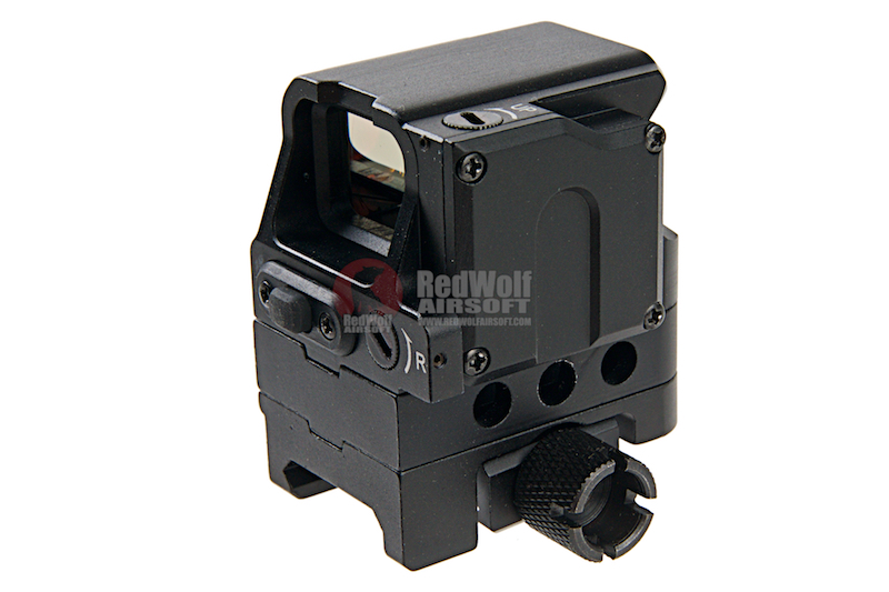 Blackcat Airsoft FC-1 Red Dot Sight - Black