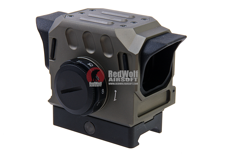 Blackcat Airsoft EG1 Red Dot Sight - Grey