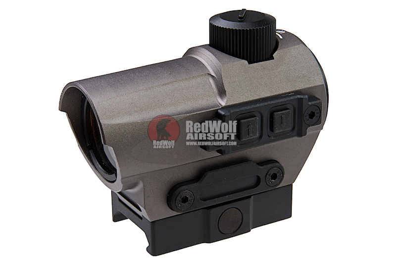 Blackcat Airsoft SP1 Red Dot Sight - Grey