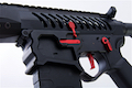 EMG F-1 Licensed 15 3G Skeletonized Complete Rifle (Black / Red Switch / RS-2 Stock) (by APS)