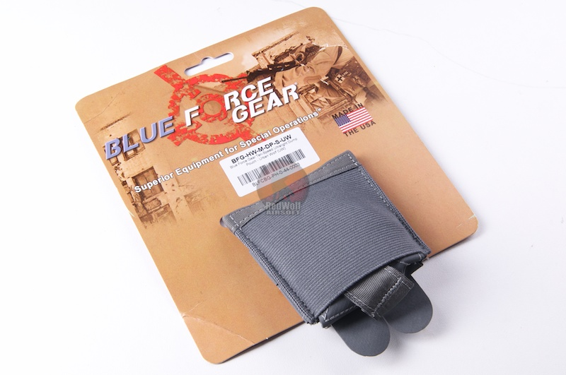 Blue Force Gear Ten-Speed Ultralight Dump Pouch - Urban Wolf (UW)