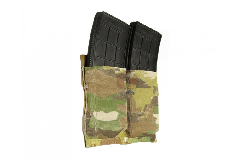 Blue Force Gear Ten-Speed Double M4 Mag Pouch - MC