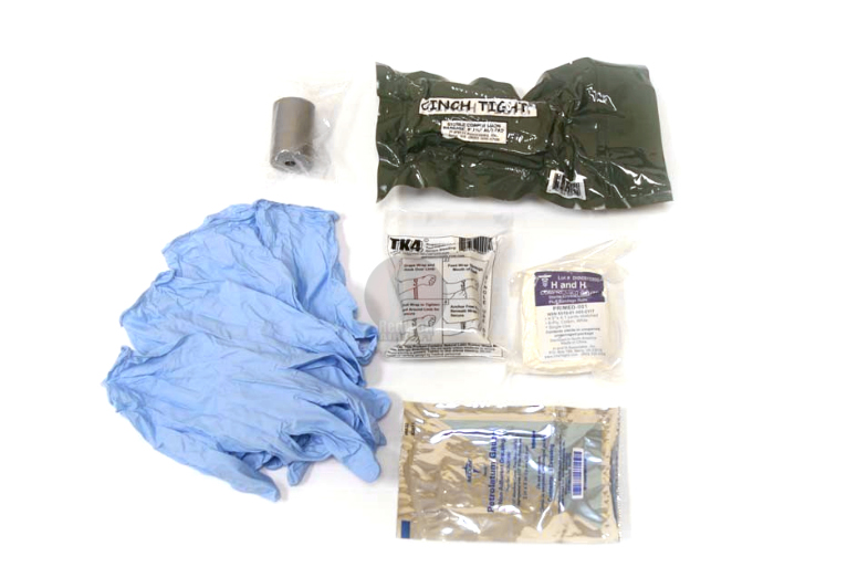 Blue Force Gear Trauma Kit Fill / Re-Fill Packet Only