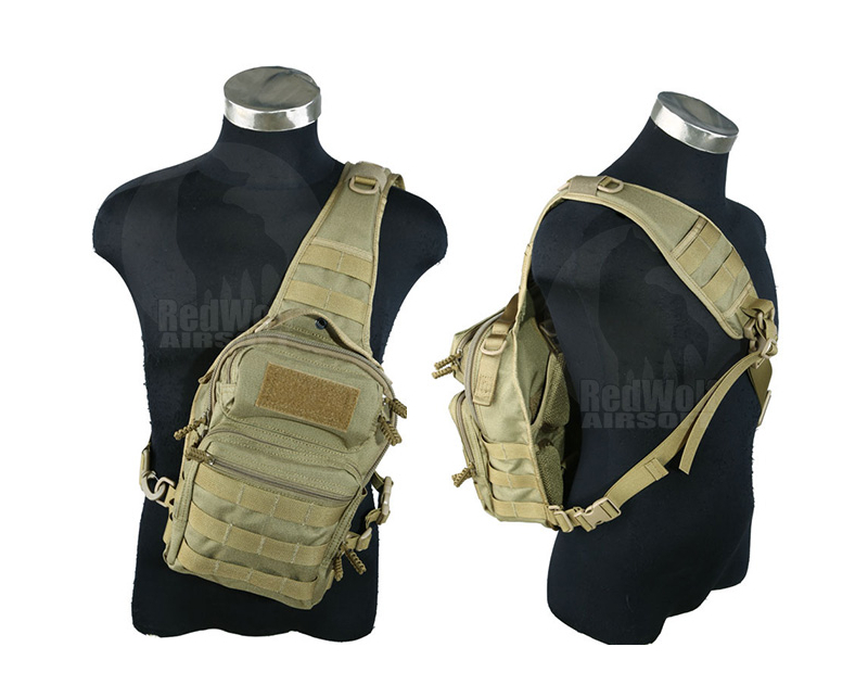 PANTAC Weevil Shoulder Bag (Khaki / Cordura)