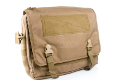 PANTAC Molle Courier Briefcase (Coyote Brown / Cordura)