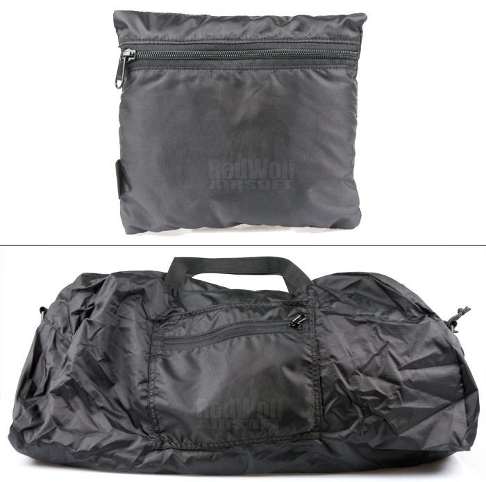 PANTAC Foldable Bag (BK / Medium / Cordura)