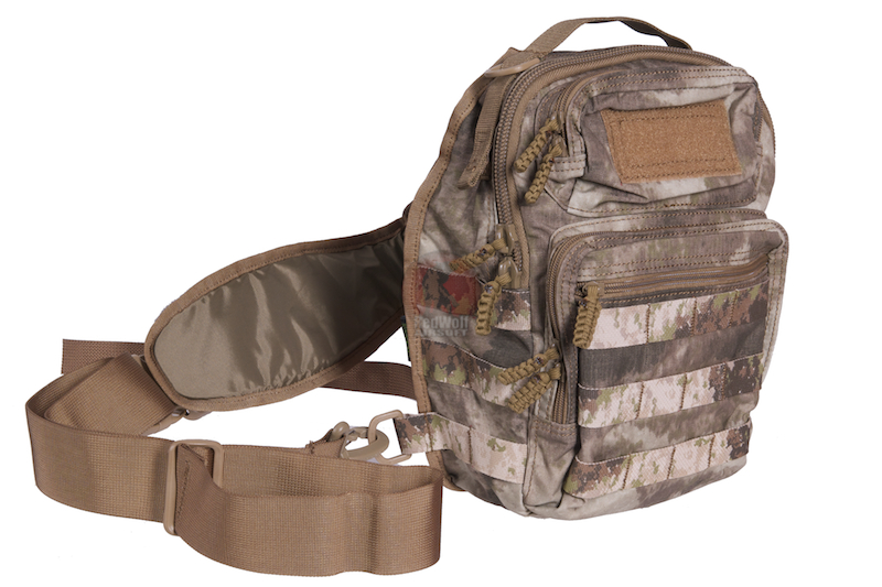 PANTAC Weevil Shoulder Bag (A-TACS / Cordura)