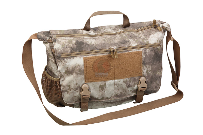 PANTAC Low Profile Courier Bag II (A-TACS / Cordura) <font color=yellow> (Year End Sale)</font> <font color=red>(Free Shipping Deal)</font>
