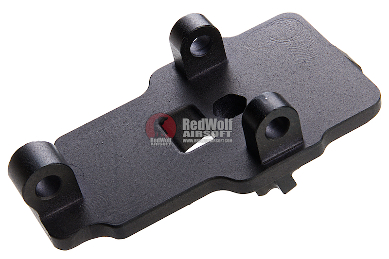 Bullgear CNC Butt Stock Adapter for A&K / Cybergun / Classic Army M249