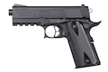 ICS Korth PRS 4 inch GBB Pistol - Black (Licensed by Korth)