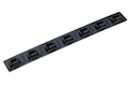 PTS BCM M-Lok Rail Panel Kit (5.5 inc / 5 Pack) - Black