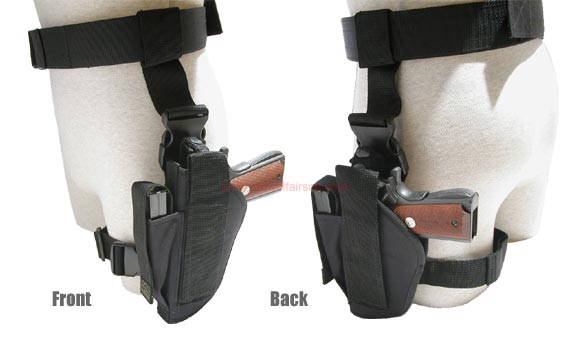 MilSpex Ambidextrous Holster <font color=yellow>(Clearance)</font>