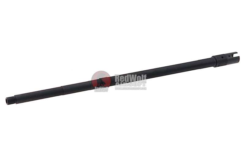 Bear Paw Production CNC Steel Outer Barrel for Ots-03 SVU GBB Airsoft Rifle
