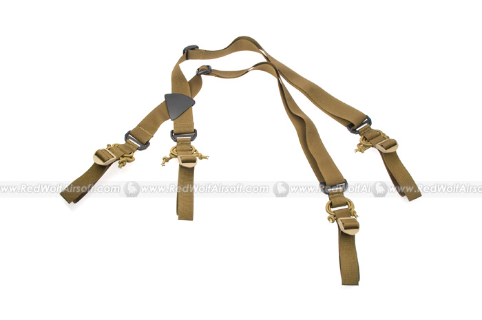 PANTAC HS Low Drag Suspenders (CB)