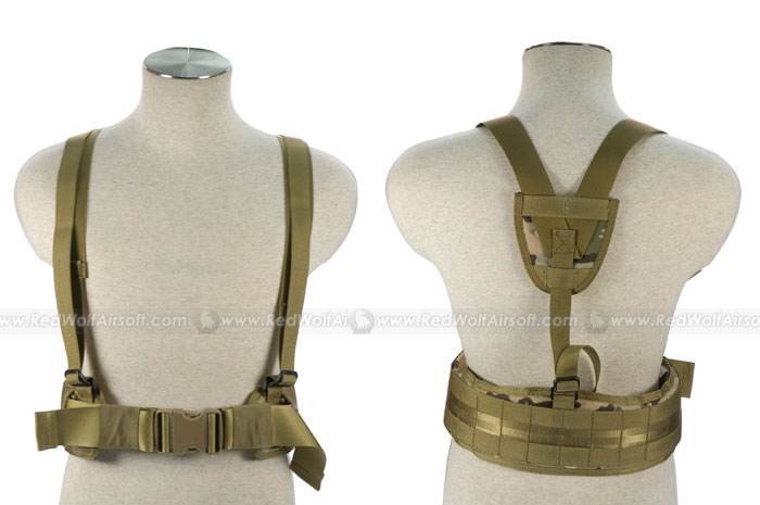 PANTAC Belt with Brace (MC* / Medium)