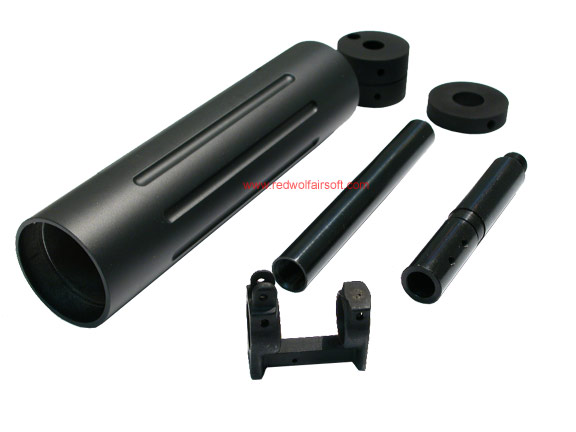 G&P Bushmaster M4 SR16 Sniper Barrel Kit for Marui M4 Series