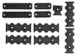 PTS Centurion Arms CMR Rail Accessory Pack - Black