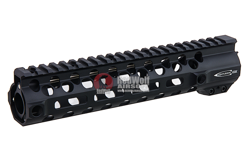 PTS Centurion Arms CMR Rail 9.5 inch M-LOK for M4 AEG / GBB / PTW Series -Black