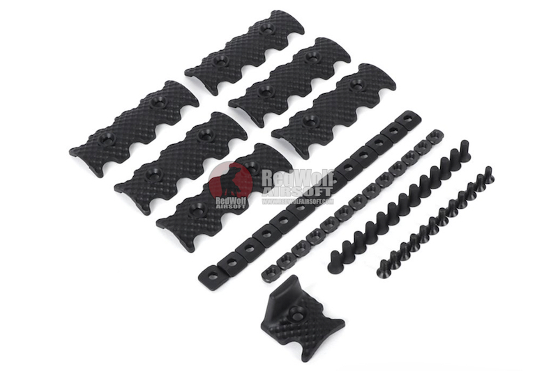 PTS Centurion Arms CMR Rail Accessory Pack (M-LOK) - Black