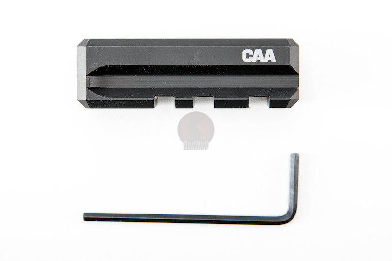 CAA Airsoft Division BLM15 Picatinny Rail Bayonet Mounted for Standard M4 Triangle Front Sight <font color=red> (Clearance) </font>