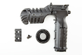 CAA Airsoft Division FGA Forearm Vertical Grip With Light Mount  <font color=red>(HOLIDAY SALE)</font>