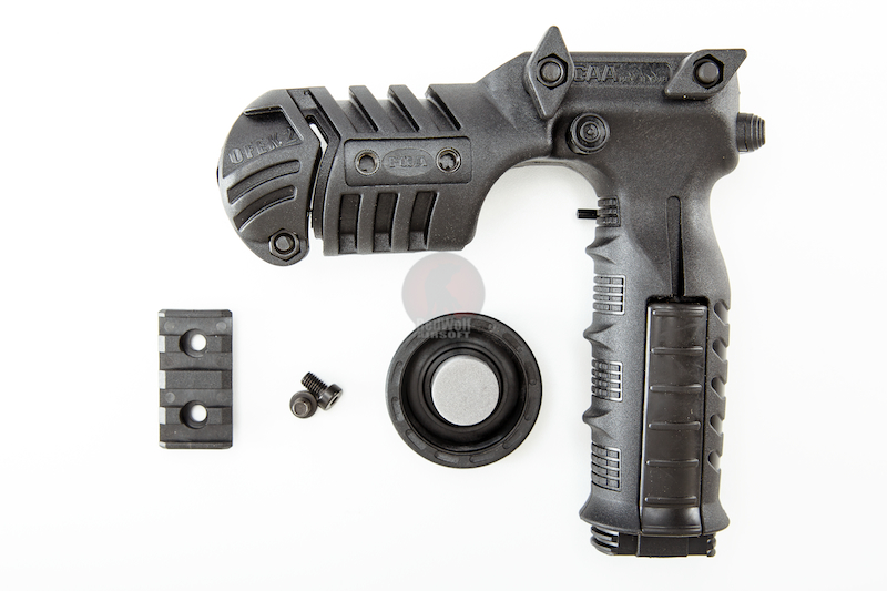 CAA Airsoft Division FGA Forearm Vertical Grip With Light Mount <font color=yellow>(Clearance)</font>