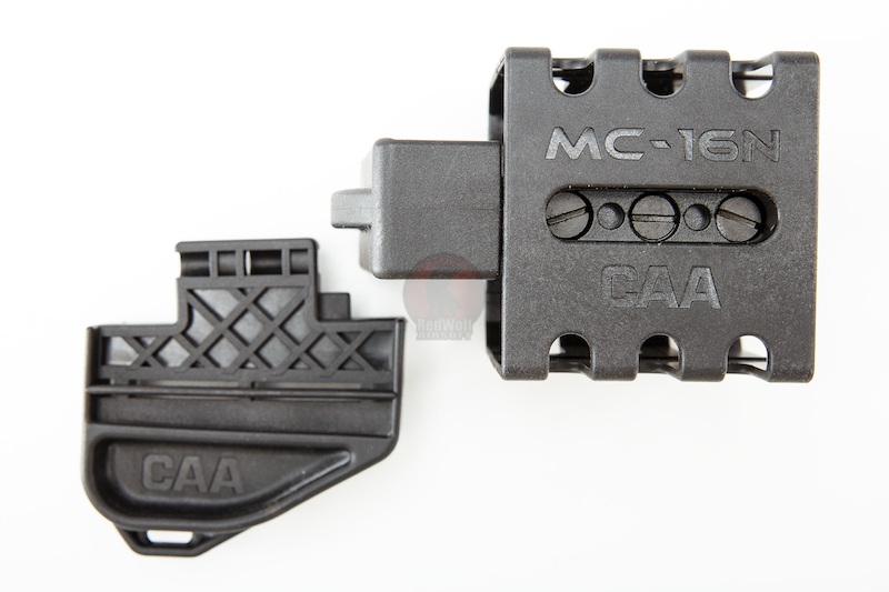 CAA Airsoft Division Coupler for M4 Spring Loaded Magazine